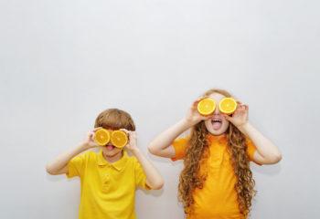 Usmiechniete dzieci, dieta mlodego sportowca, zdrowie i sport